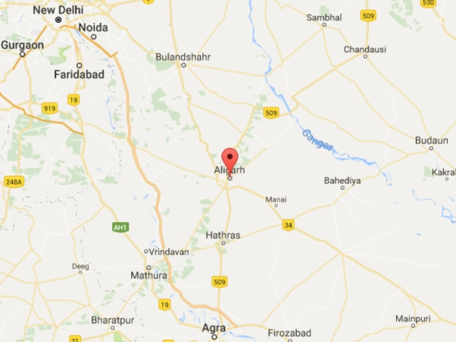 Aligarh saw violent protests after a SP leader's nephew was murdered.