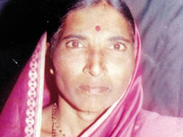 The skeletal remains of Vanita Gaikwad were found near Santosh Pol's house in Dhom village.