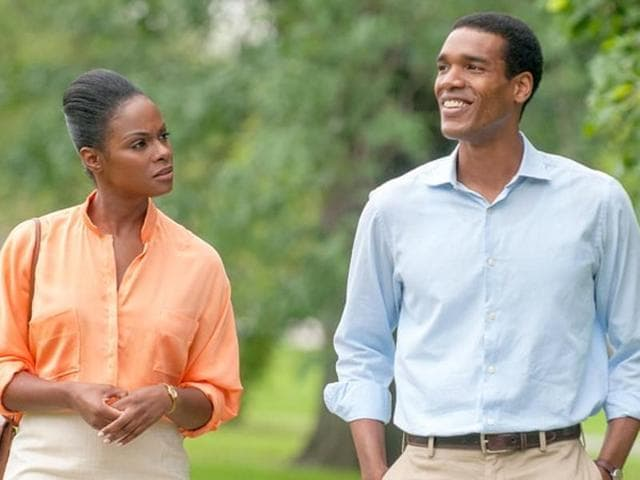 Southside With You dramatizes the Obamas' first date in the summer of 1989 and sees Michelle Robinson, a 25-year-old lawyer from Chicago, going out with Barack Obama, a summer associate at her law firm.