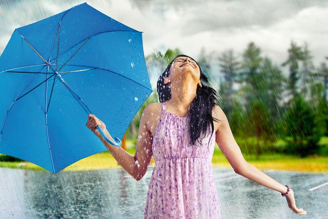 It may provide a respite from the heat but the monsoon also brings with it  infections and diseases