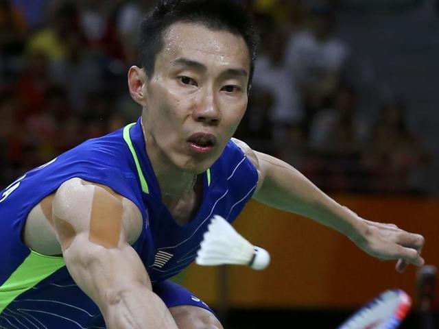 Rio Olympics,Lee Chong Wei,Lin Dan