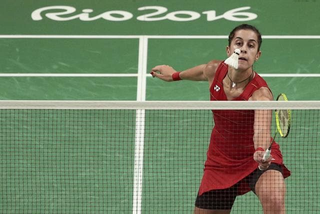 In pics: How PV Sindhu went down fighting in a gripping ...