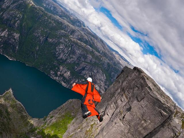Base-jumping,Switzerland,Adventure sports