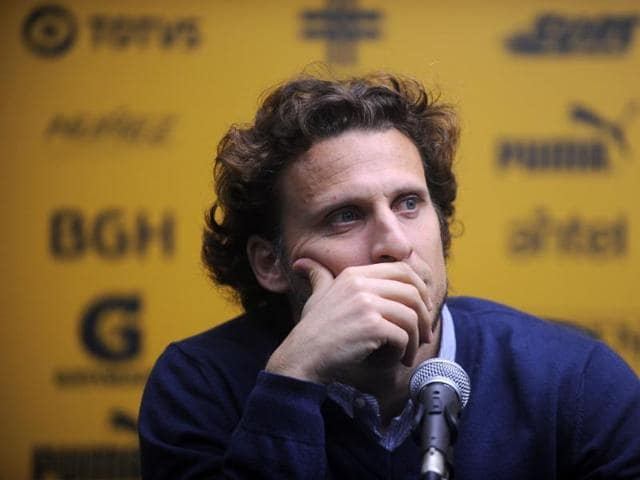 At 37, Diego Forlan is likely to be the oldest player and highest-paid player in ISL3.