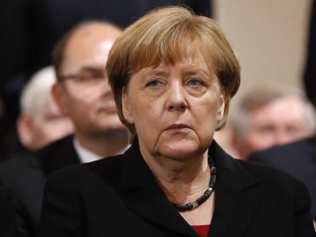 Germany Chancellor,Angela Merkel,Full-body veils