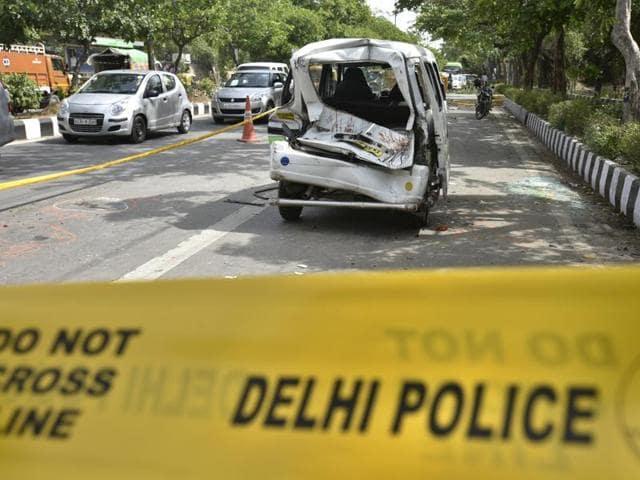 The Delhi Commission for Women (DCW), the Congress, Bharatiya Janata Party and the Aam Aadmi Party criticised the Delhi Police on Friday for allegedly revealing a rape survivor's identity.