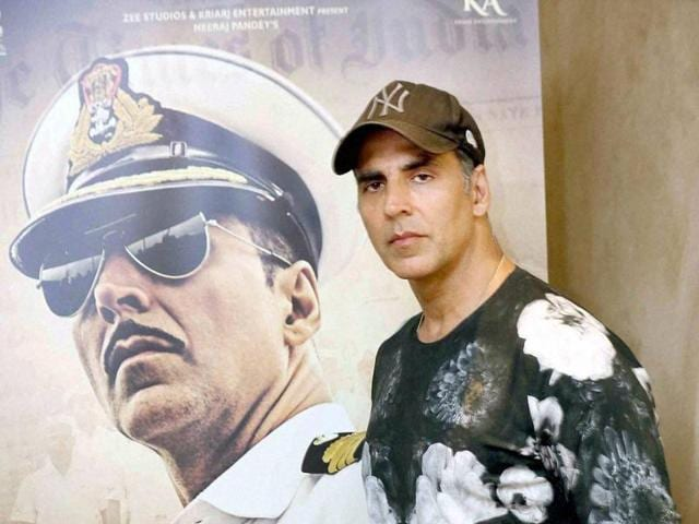 Actor Akshay Kumar's film Rustom got a lot of support from other Bollywood celebrities such as Alia Bhatt and Ranveer Singh.