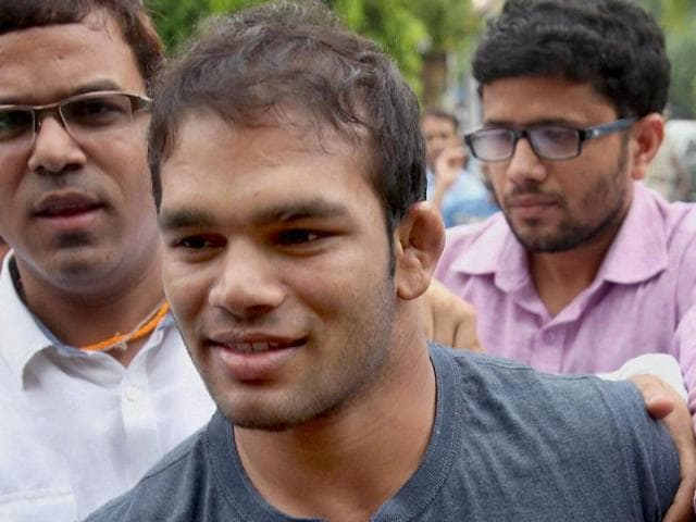 The Court of Arbitration for Sport accepted World Anti Doping Agency's plea and has banned NarsinghYadav for four years.