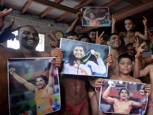 Olympics 2016,Rio Olympics,Sakshi Malik