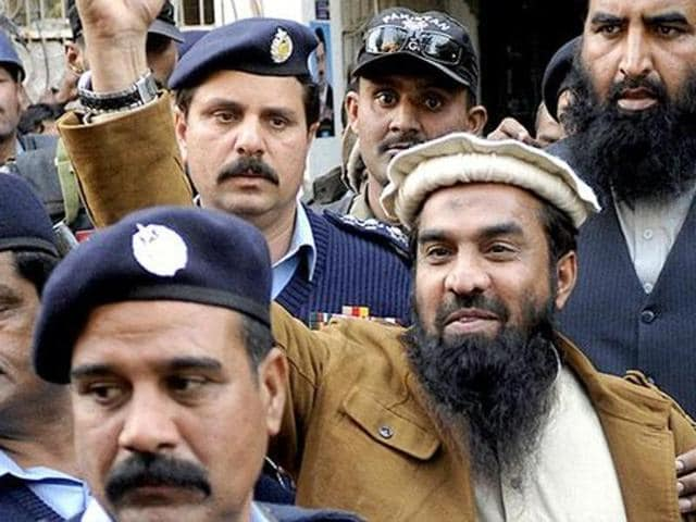 Zaki-ur-Rahman Lakhvi, the main suspect of the Mumbai terror attacks in 2008, , is living at an undisclosed location after being released from jail on bail over a year ago.