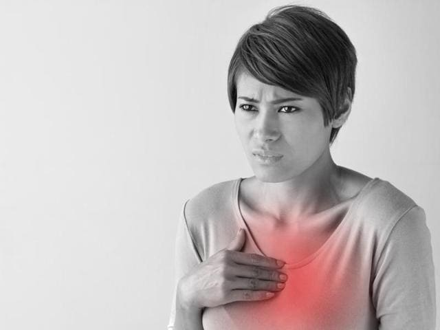According to New Delhi's National Heart Institute, there has been a 10% increase in heart disease and associated illnesses among women and 28% increase in people below 40 years in the last five years.