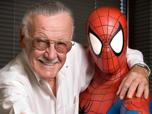 Legendary writer San Lee, who created the Marvel Universe, a jambalaya of comic book characters like Spider-Man and the X-Men, said a Bollywood superhero in Hollywood was possible.
