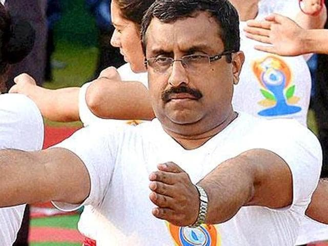 BJP national general secretary Ram Madhav will take part in the rally at Madhopur.