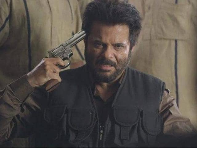 Kapoor acted in the Oscar-winning Slumdog Millionaire, and now he's back with a second season of 24, the Indian remake of the US television series about a counter-terrorism agent. He stars as Jai Singh Rathod, the Indian equivalent of Jack Bauer.