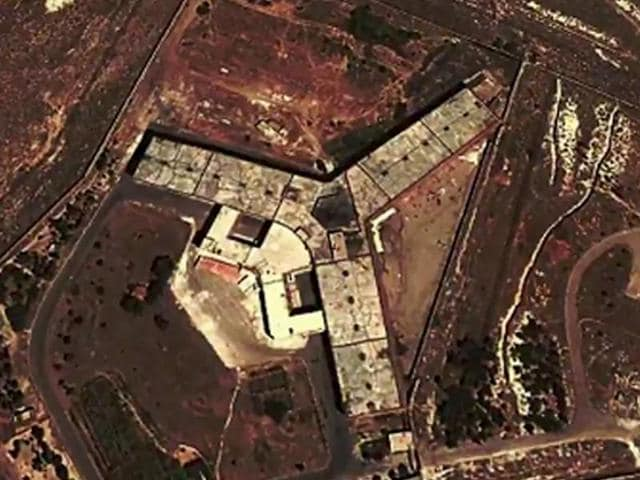 Syria's Saydnaya military prison is hidden  complex now brought to life in a harrowing interactive digital model as part of Amnesty International's work to raise awareness of the darkest untold stories of President Assad's brutal regime.