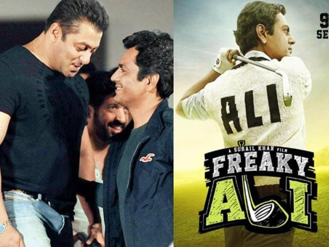 There has been speculation that Salman will make a guest appearance in the movie.