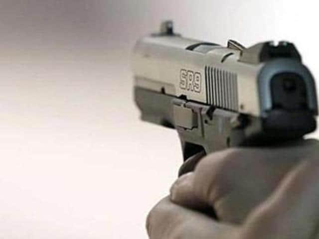 Dalit woman,Shot dead,Upper Castes