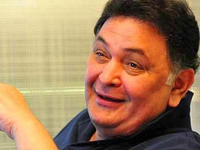 Rishi Kapoor recently attended the opening night of Melbourne film festival.