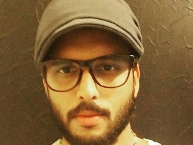 Aadarsh Balakrishna will play the heroine's boyfriend in the Telugu remake of Hindi film, Hunterrr.