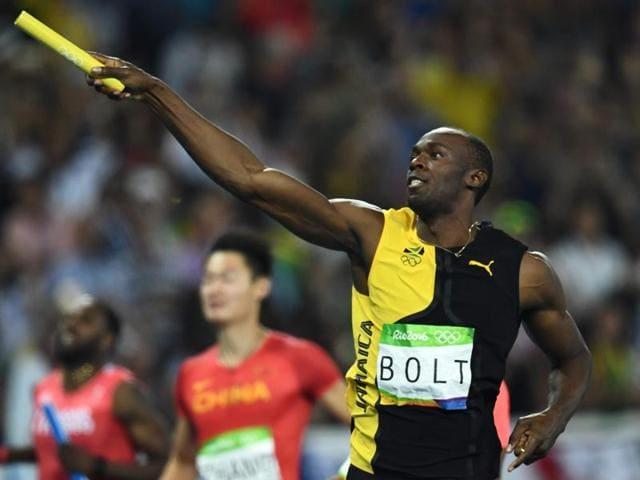 6ea31b7e11d Rio 2016  Beat that! Usain Bolt thinks his  treble-treble  record is ...