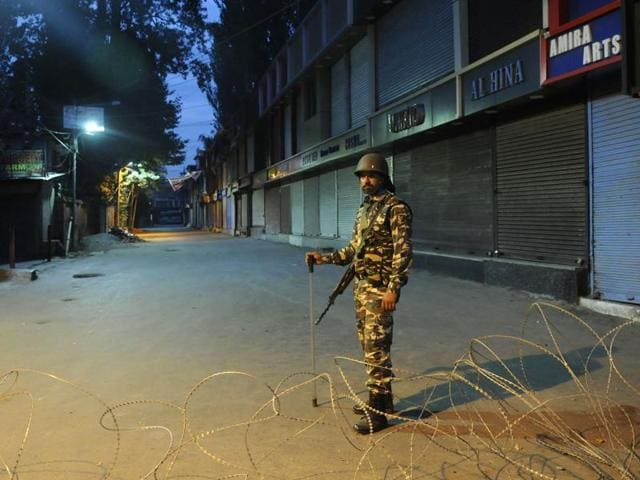 Kashmir has been gripped with violence since July 9, a day after security forces killed top militant, Burhan Wani, in a gunfight. At least 67 people have been killed and over 4,000 injured in clashes with security forces since then.