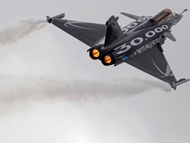 Rafale fighter jet deal,India,France