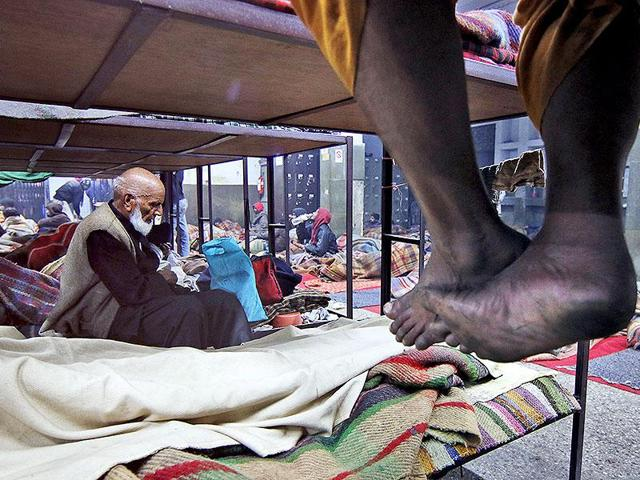 India must ensure that homeless people have access to housing options