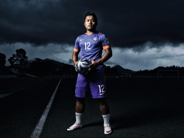 The time is right for Jeje to be captain of the Indian national team, avers football icon Bhaichung Bhutia