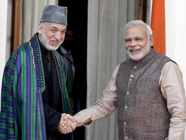 Former Afghan President Hamid Karzai appreciated Prime Minister Narendra Modi for raising the issue of Balochisthan in his Independence Day address.