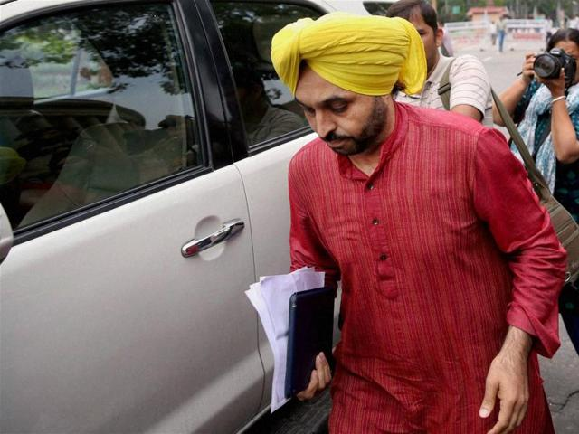 The committee probing lawmaker Bhagwant Mann's act of shooting and uploading a video that allegedly compromised security at the Parliament House has got a second extension.