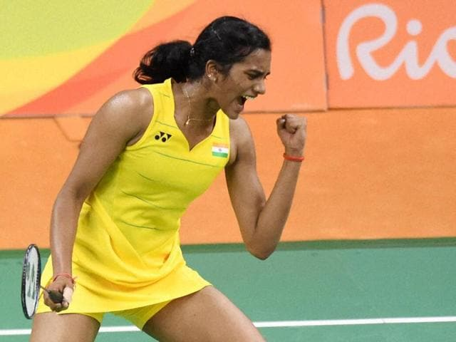 PV Sindhu lost to Spain's Carolina Marin in the final but became the first Indian woman to win an Olympic silver medal on Friday.