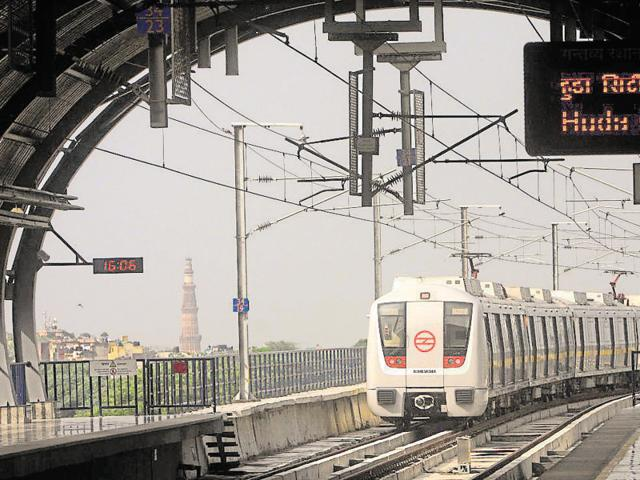 The Delhi Metro Rail Corporation (DMRC) launched the common mobility card for Metro trains and few certain DMRC-run feeder buses in 2012.