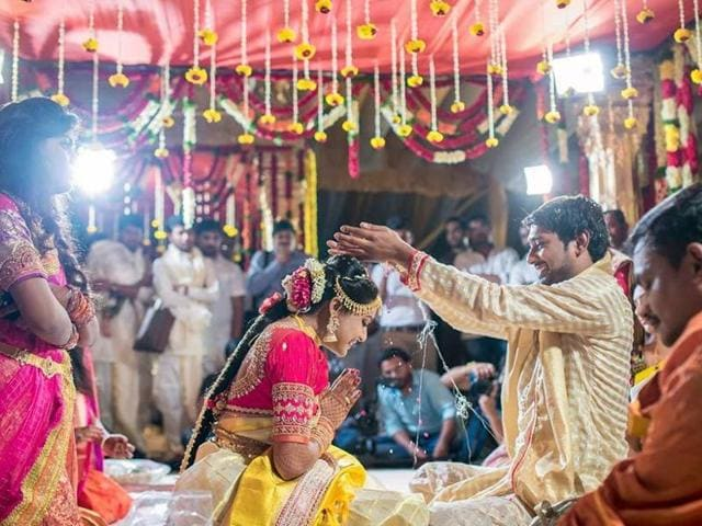 Varun and Vithika met and fell in love on the sets of 2015's Telugu romantic drama, Paddanandi Premalo Mari.