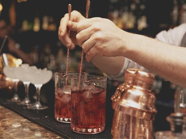 Bartenders perceive their lack of legitimate work to be the main barrier in living a normal life.