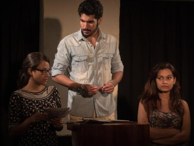 In deep waters: A play on the tribulations of refugees stranded at sea