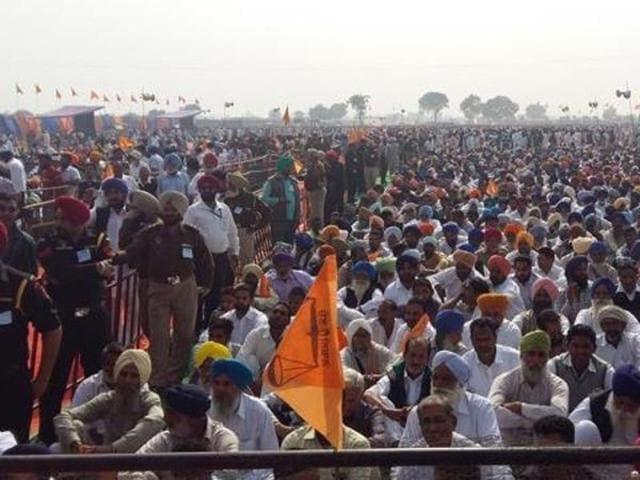 SAD-BJP,AAP,Congress