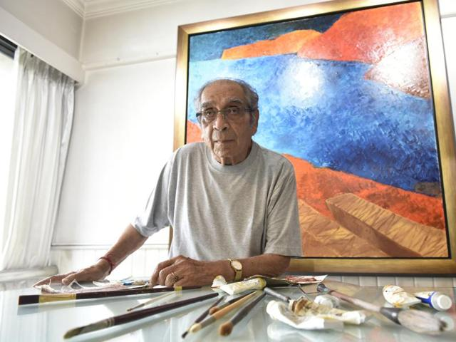 How Akbar Padamsee made a film, lost it and saw it recreated again