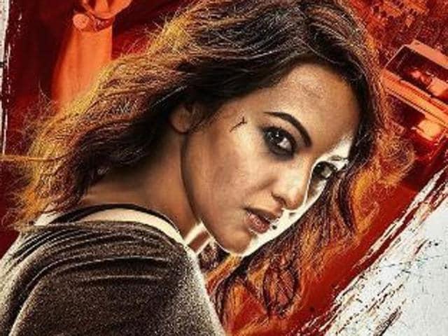 Sonakshi Sinha's next film, Akira, releases inSeptember 2016.