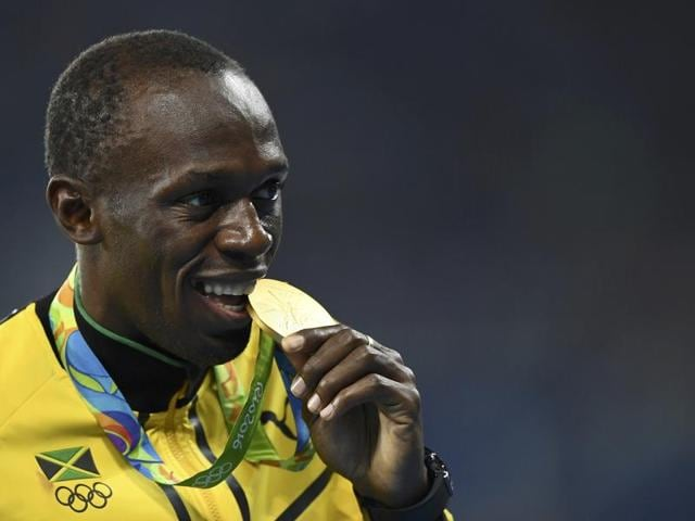 Sprinting is serious and very difficult work, Bolt showed us. But he showed that it can also be eminently watchable.