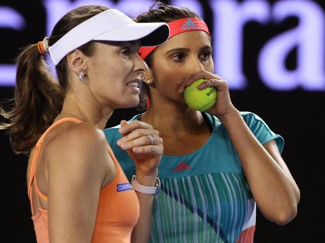 Although Mirza-Hingis are no longer a team, they will still play the year-end WTA Finals for which they have qualified.