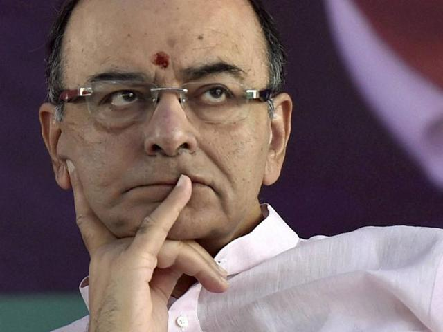 "Addressing the BJP's Tiranga Yatra in Jammu, finance minister Arun Jaitley said Pakistan was once again at war with India ""using new methods"" of spreading unrest and inciting violence among masses in the Valley."