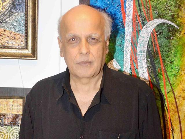 Film-maker Mahesh Bhatt gave up direction in 1999 and since then has been creating content with new directors and writers.