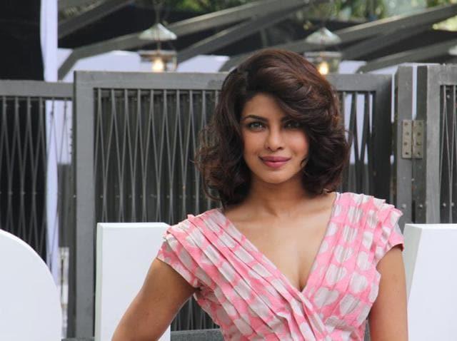 Bollywood actor Priyanka Chopra says she loves to challenge status quo.