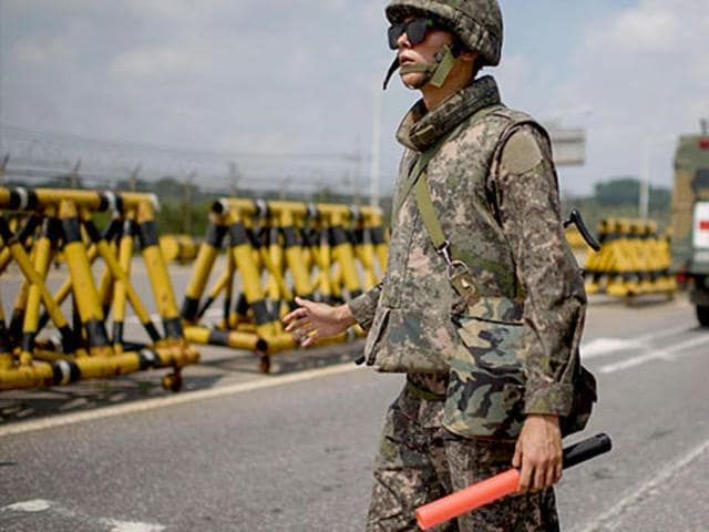 North Korea,South Korea,South Korea-US military exercise