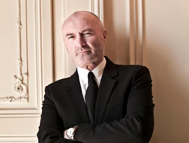 Phil Collins,Phil Collins alcohol,English musician Phil Collins