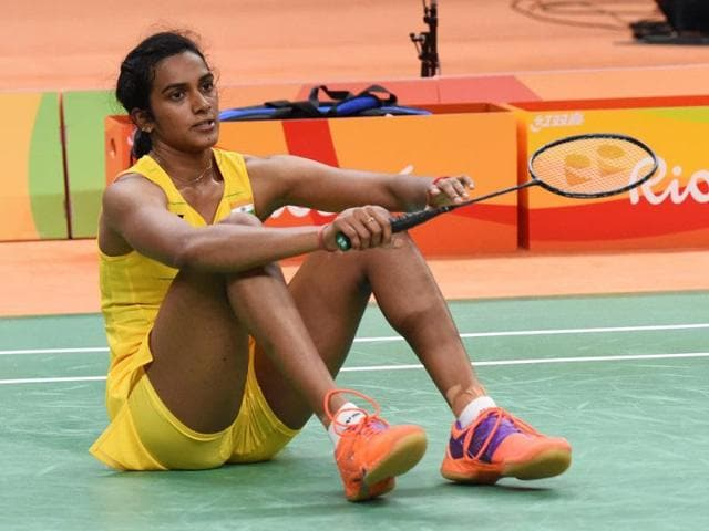 In the Telugu land, a tug-of-war over ace badminton player PV Sindhu's place of origin and caste is underway.