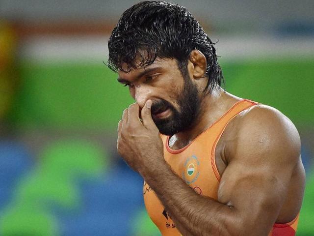 Yogeshwar Dutt,Rio Olympics,Rio Olympics India