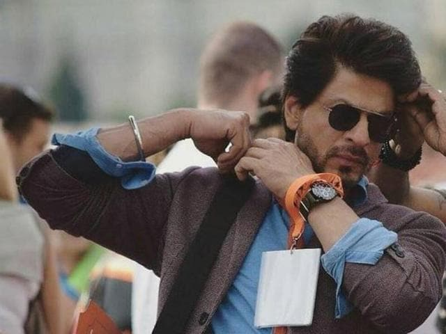 Shah Rukh and Anushka are currently in Prague, shooting for their next with Imtiaz Ali.