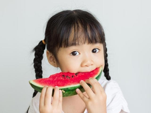 Here are his top five superfoods for children that are nutritious and tasty for both kids and adults alike.