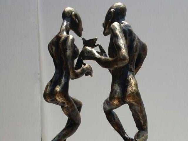 The Sculpture Show 2016!,Sculptures,Jayasri Burman